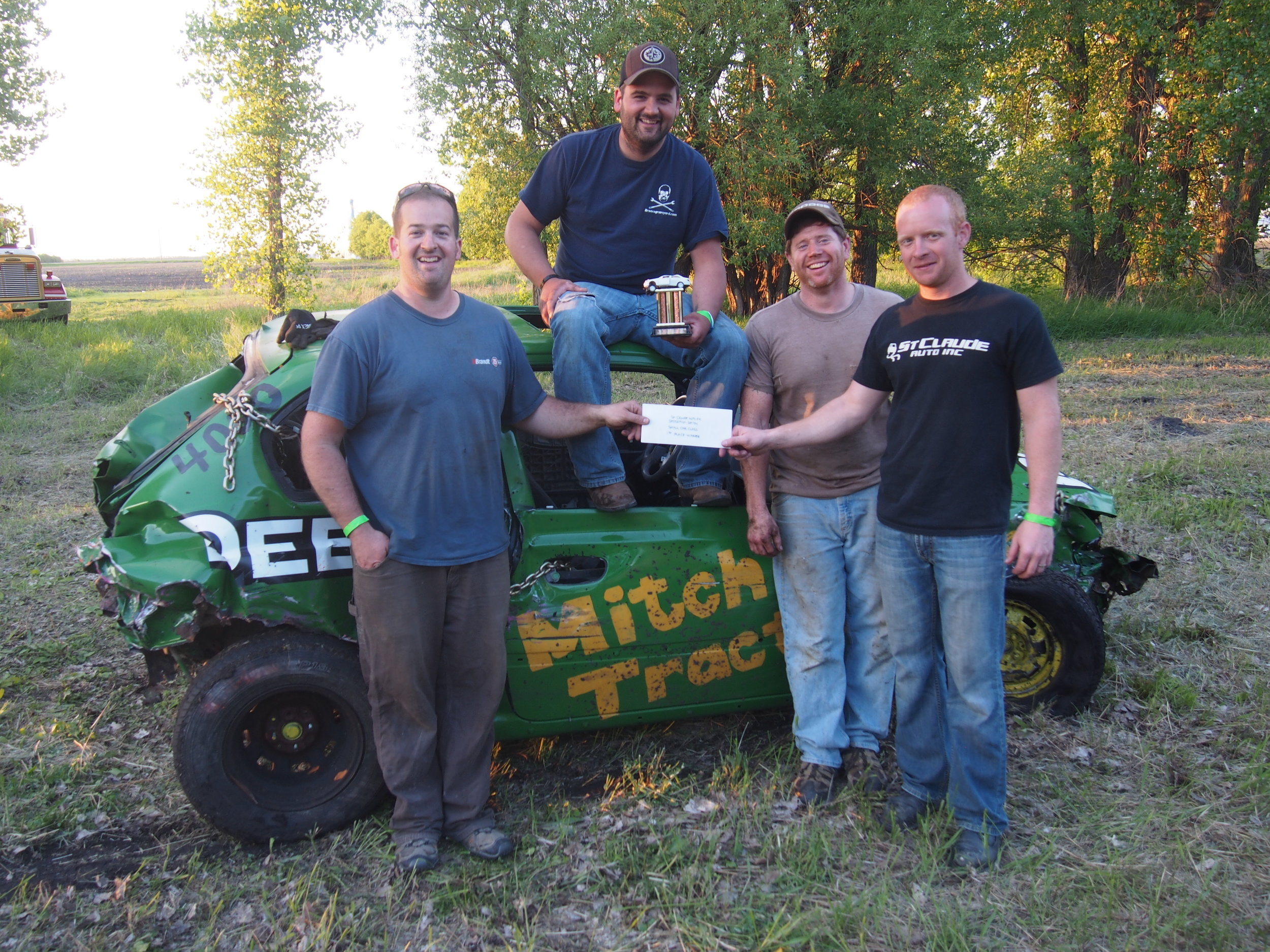 Ryan Piche - 1st - Small Car 2014