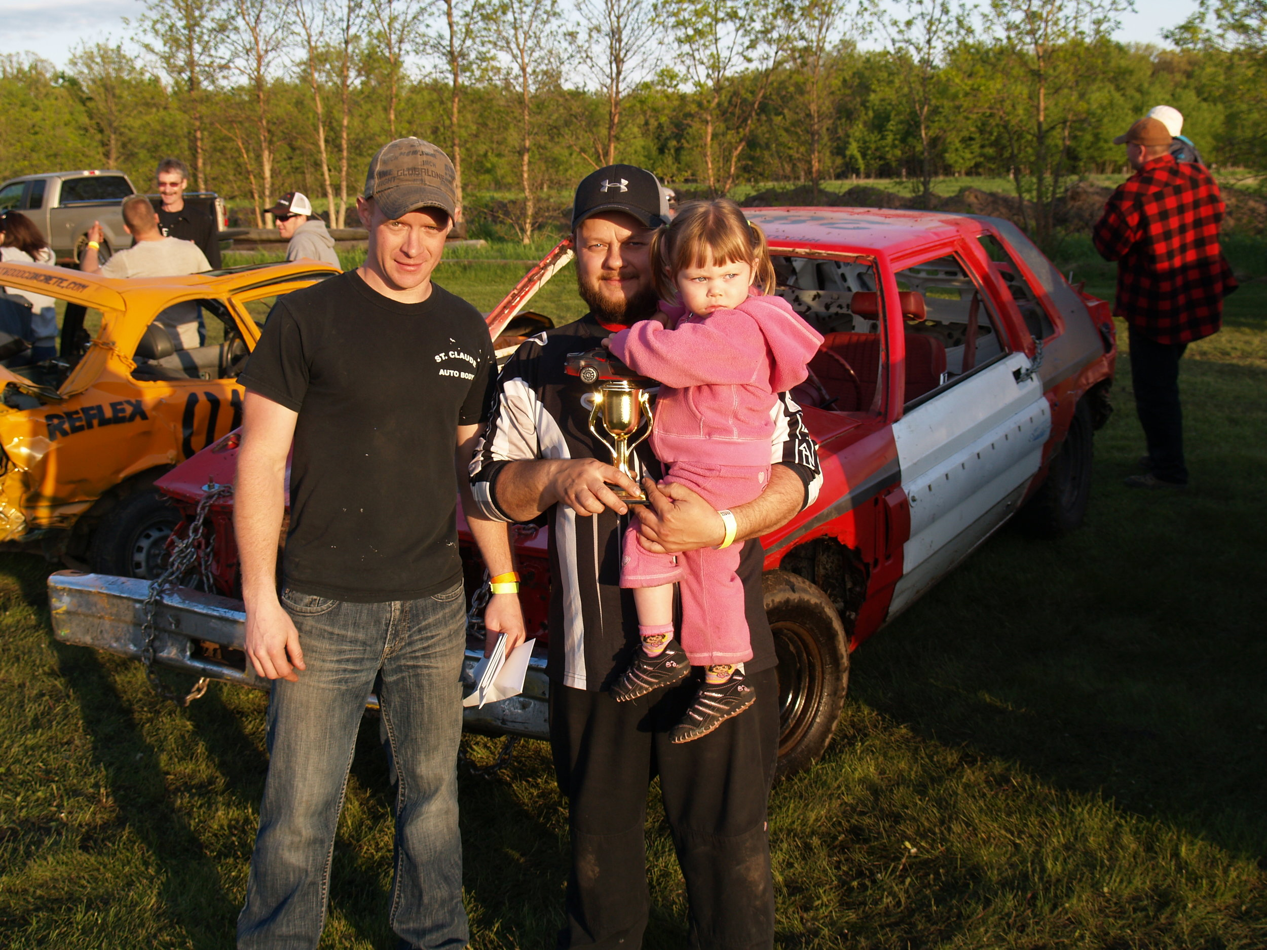 Chris Laing - 1st Place - Big Car 2011
