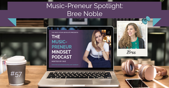 Suz & I talk Musician Money Mindset - Music-preneur Podcast