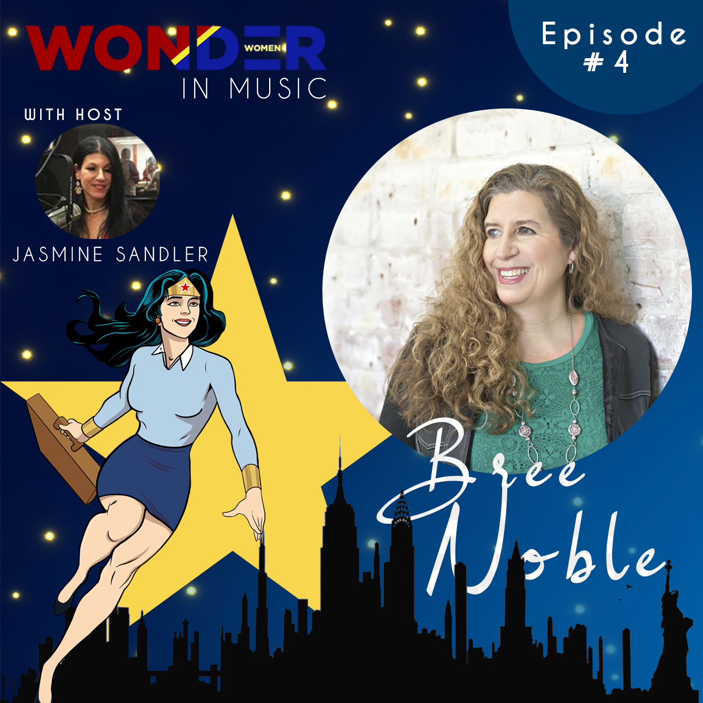 WonerWomen in Business Podcast -  LISTEN