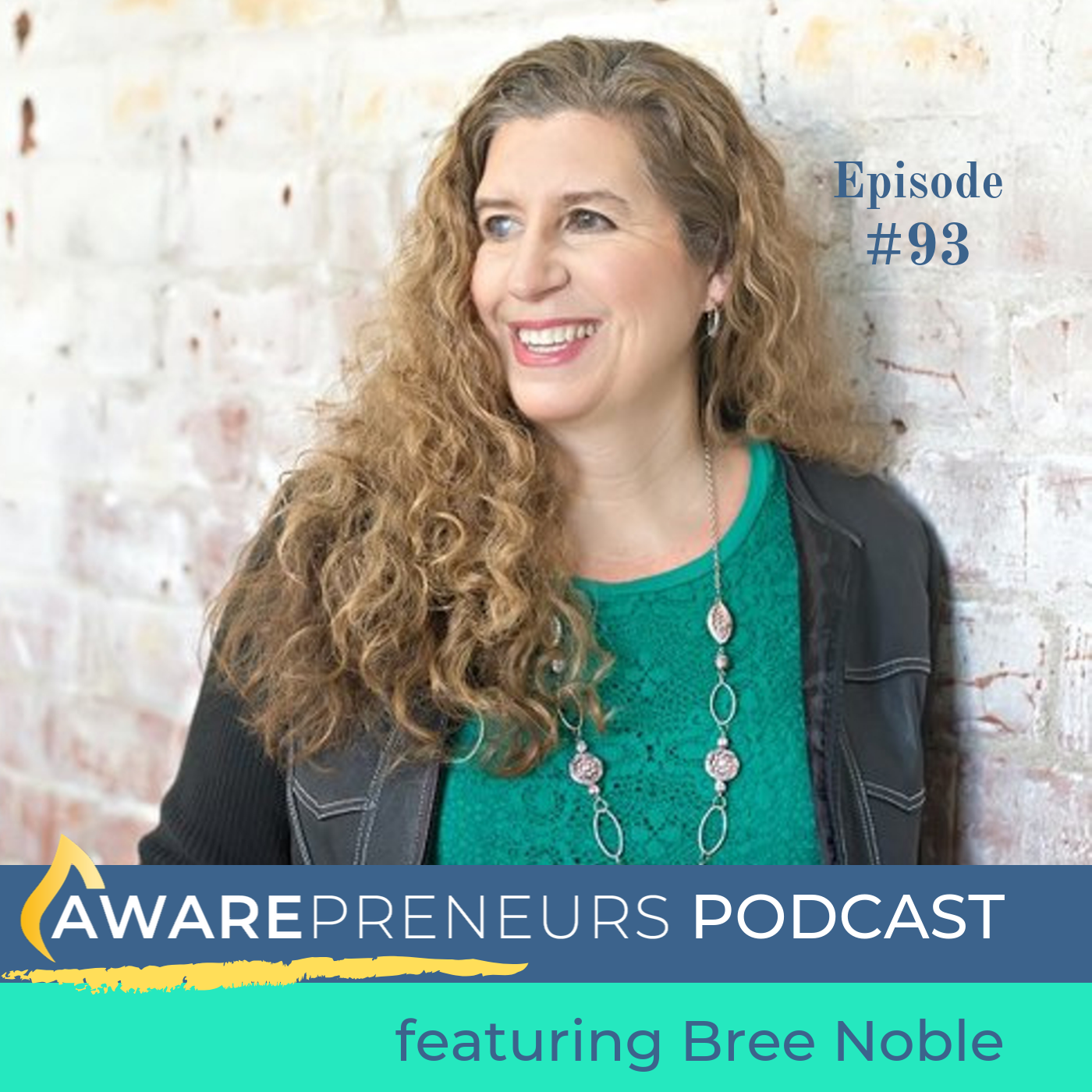 Go deep into my back story on the  Awarepreneur Podcast