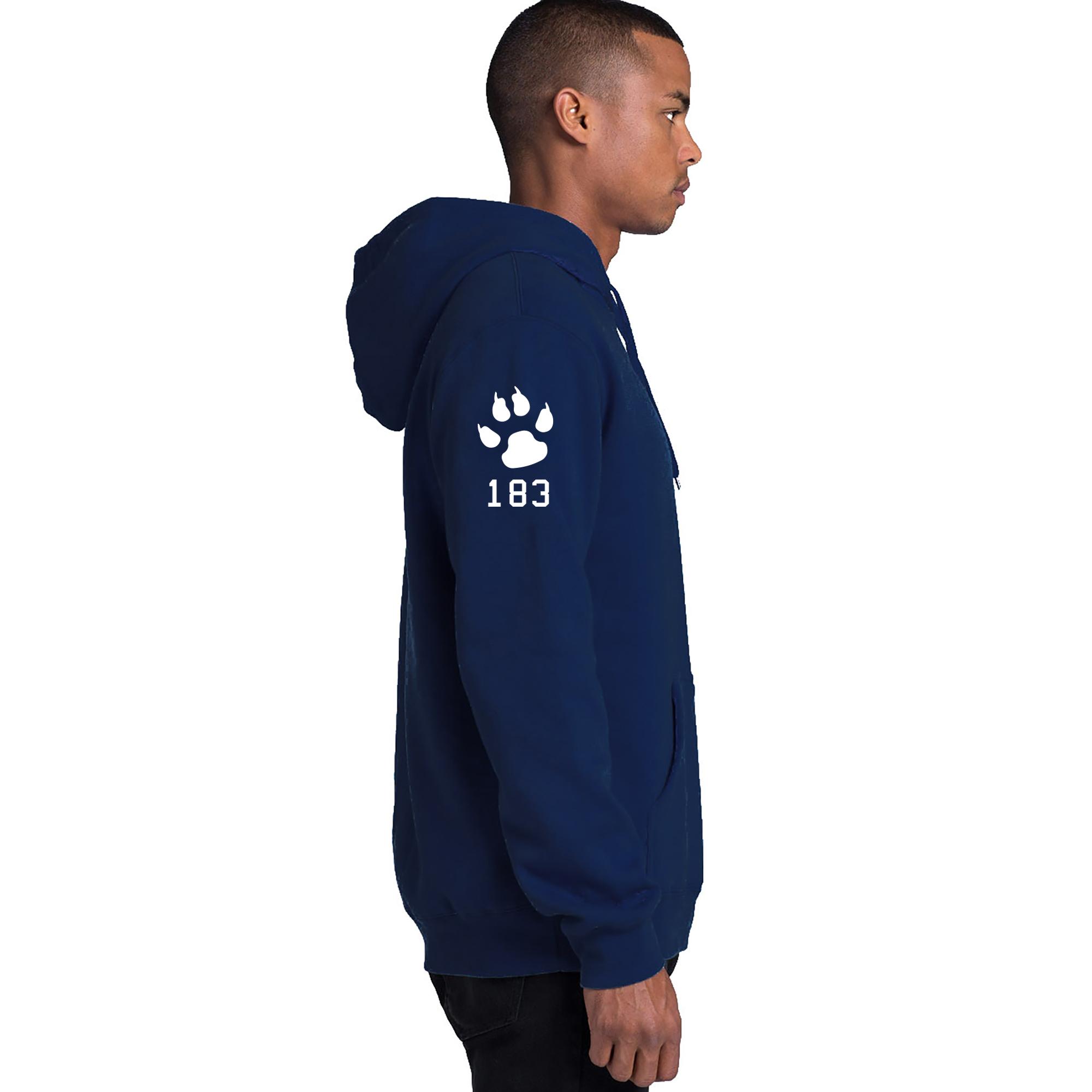 SBL navy hoodie sleeve paw SS.jpg