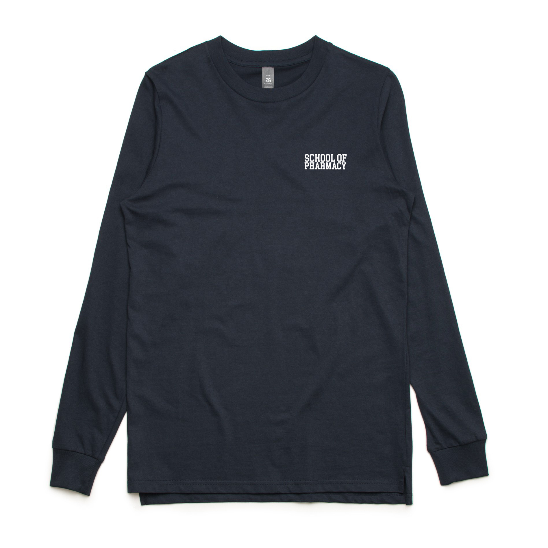 base_long_sleeve_tee_navy front.jpg