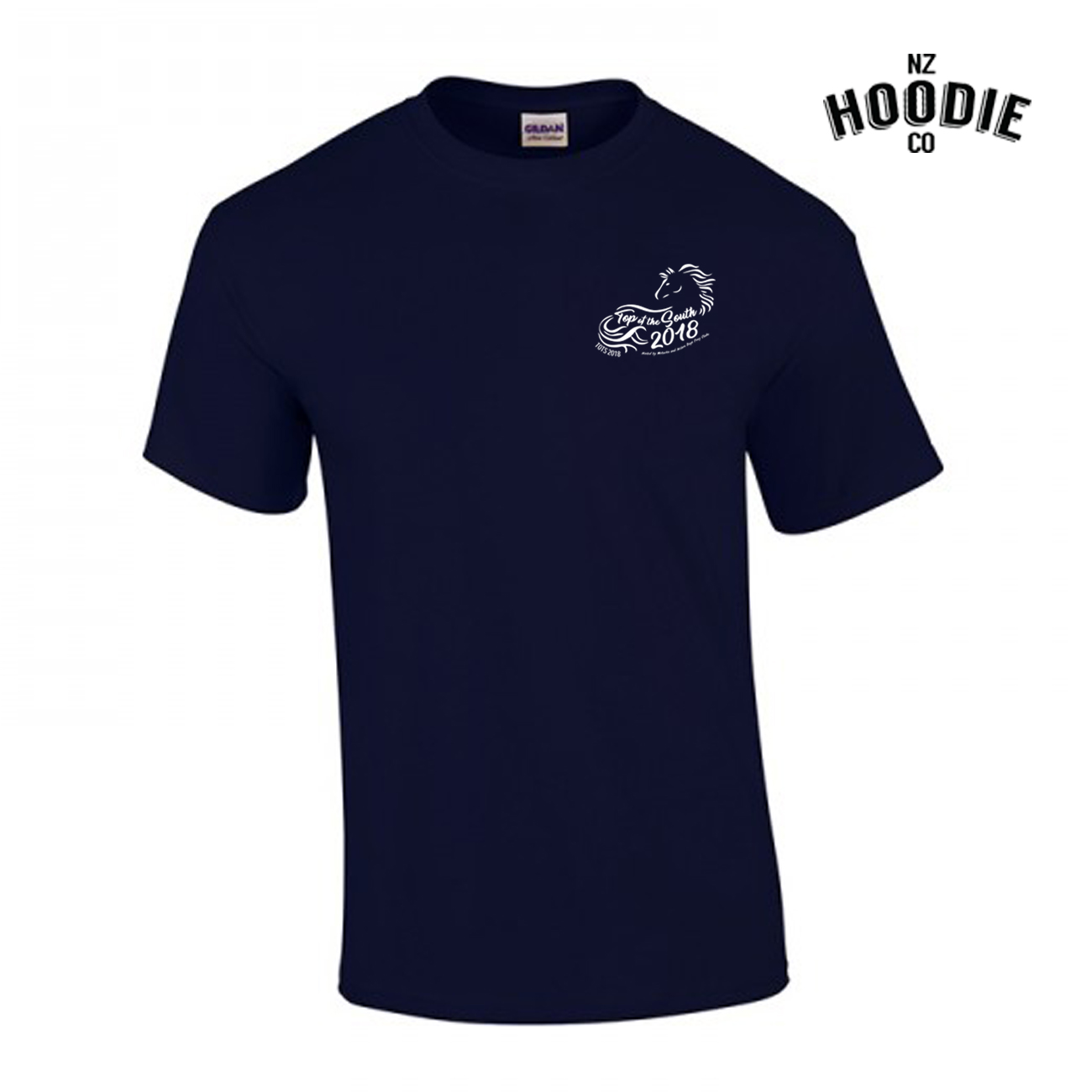 Top of the South Navy Tee One colour WHITE.jpg