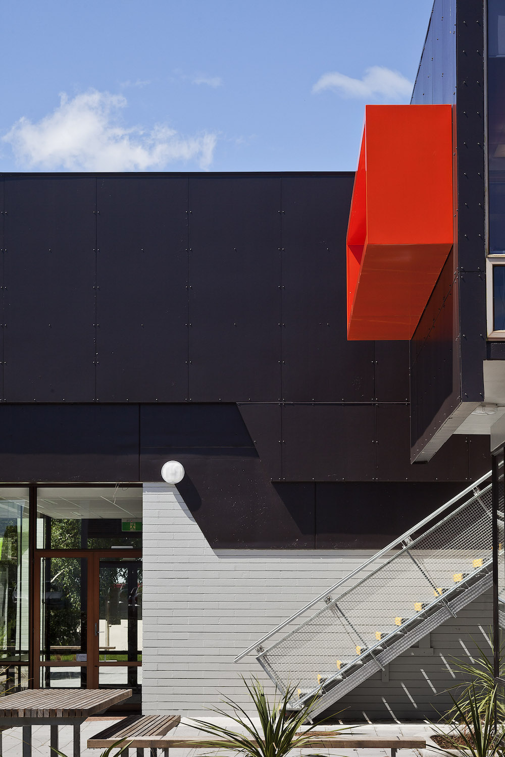 MT. ROSKILL LIBRARY & FICKLING CONVENTION CENTRE