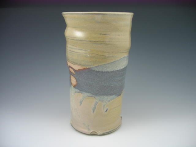 Teadust/Welcome Matt Blue Vase