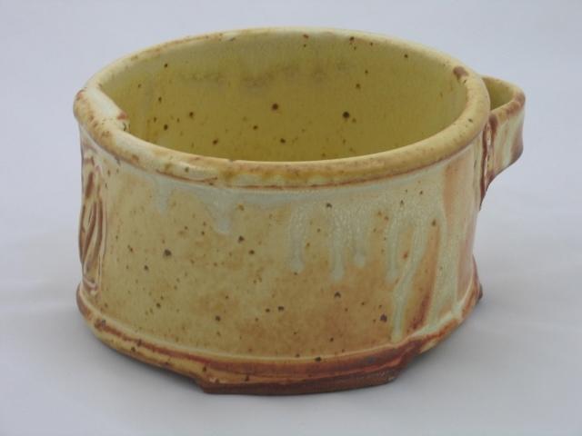 Yellow Salt Hor douvre Dish