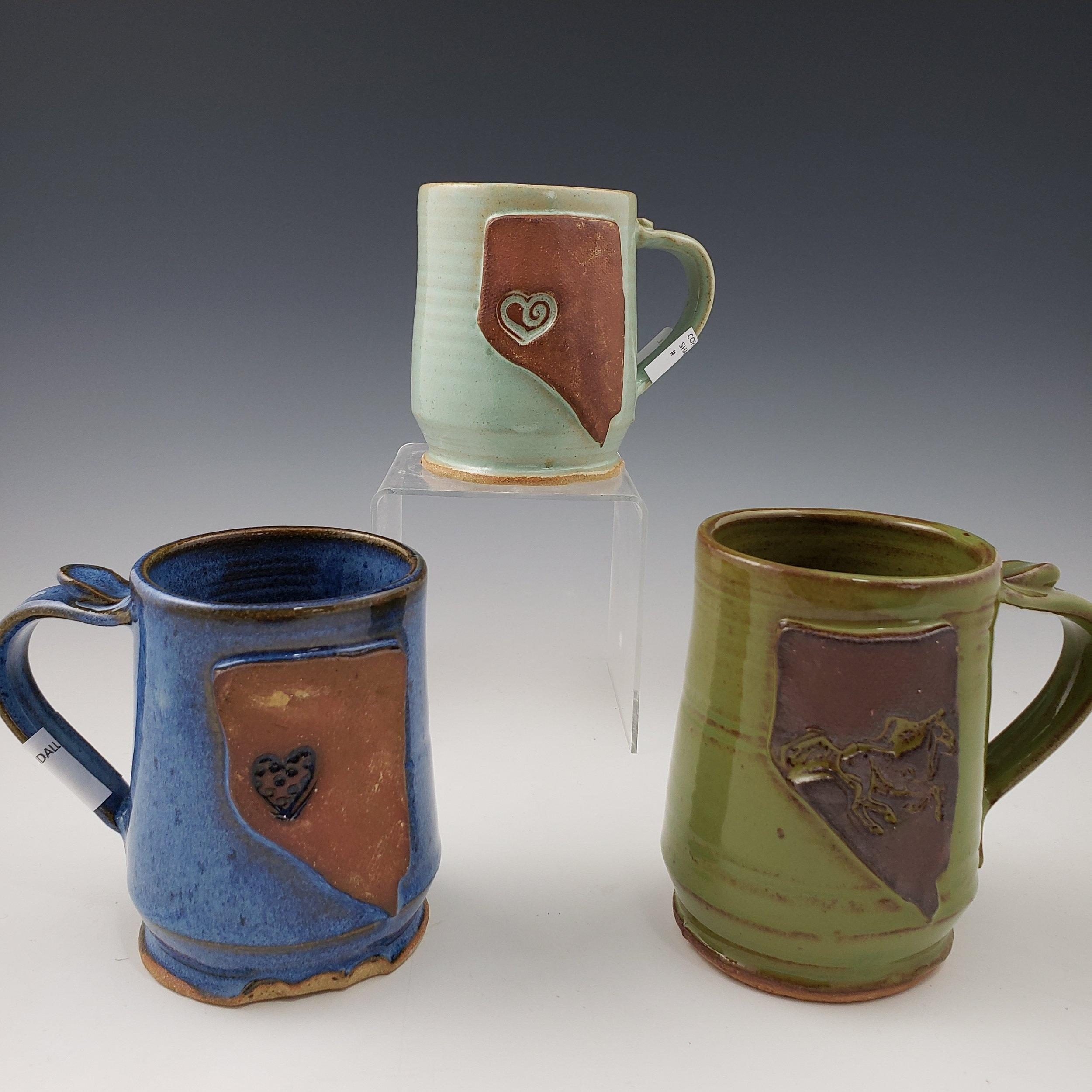 Nevada Mugs $30