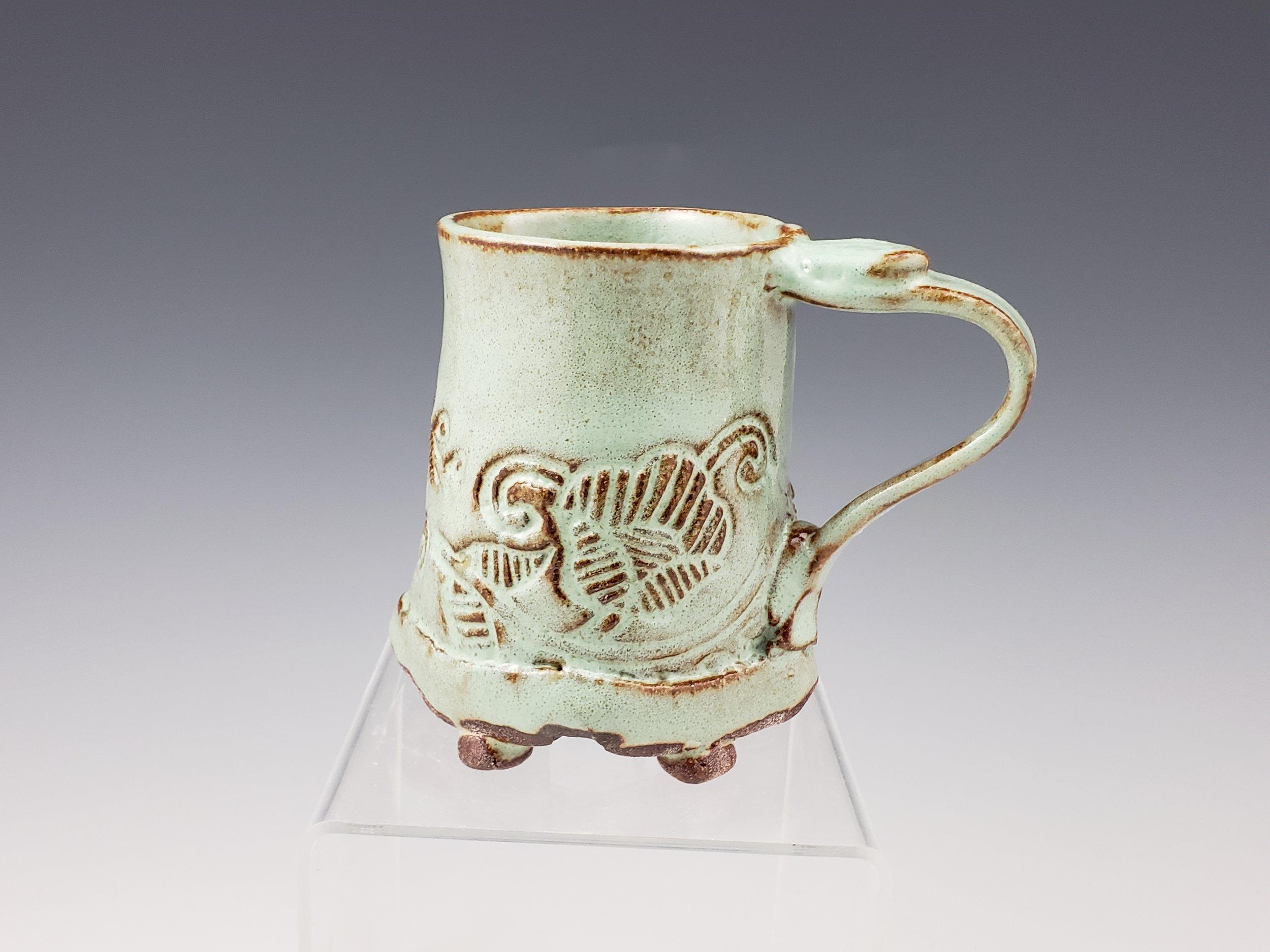 Slab aqua cup $30
