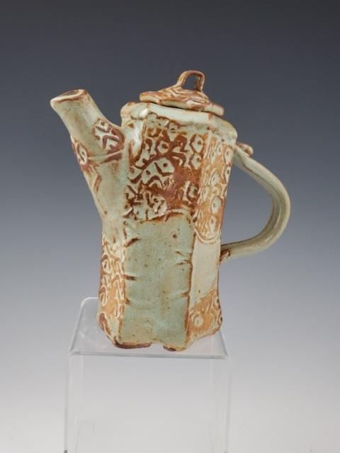 Aqua Teapot $49