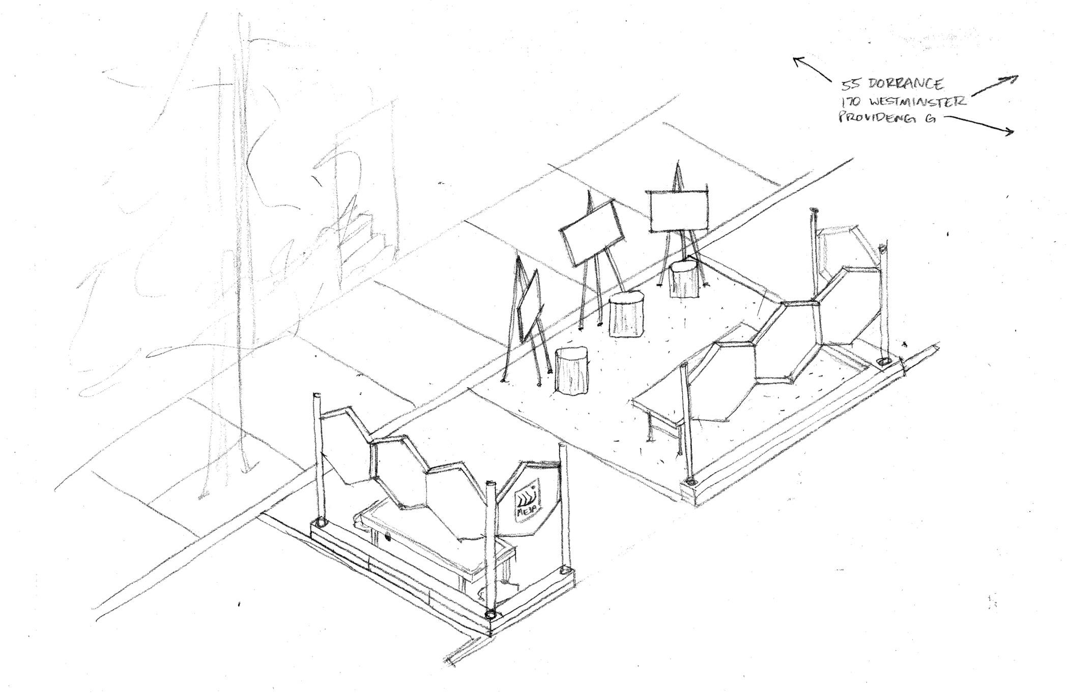 Preliminary design proposal.