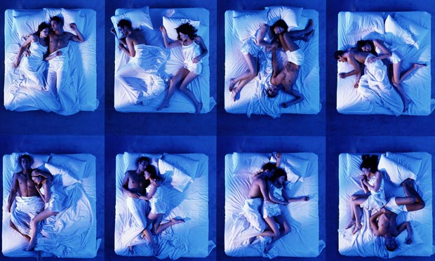 Stop tossing and turning! Sleeping in separate beds may be your happy relationship solution...
