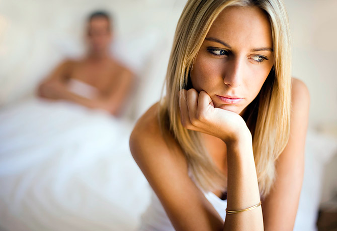 Sex too soon--make it emotional before physical!