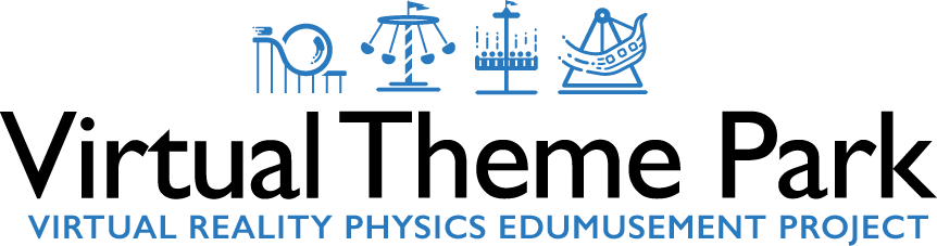 VR edumusement project using rides to teach physics in Sweden.
