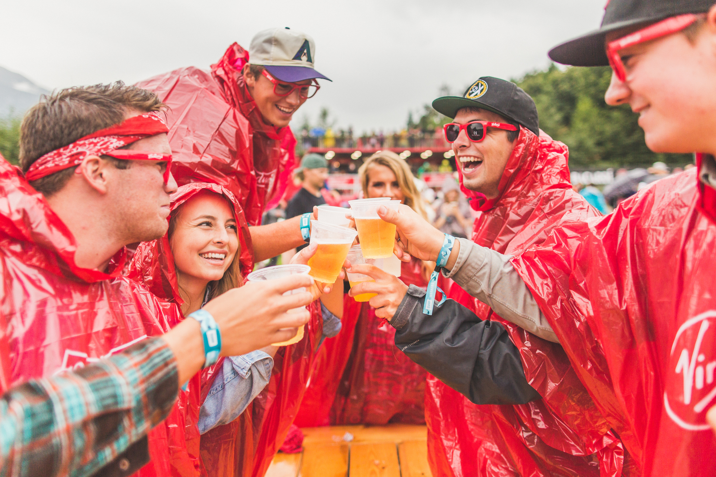 Cheers to a good day and some ice cold Budweiser.