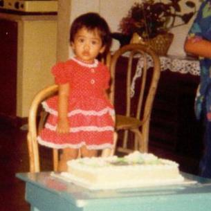 My first cake!