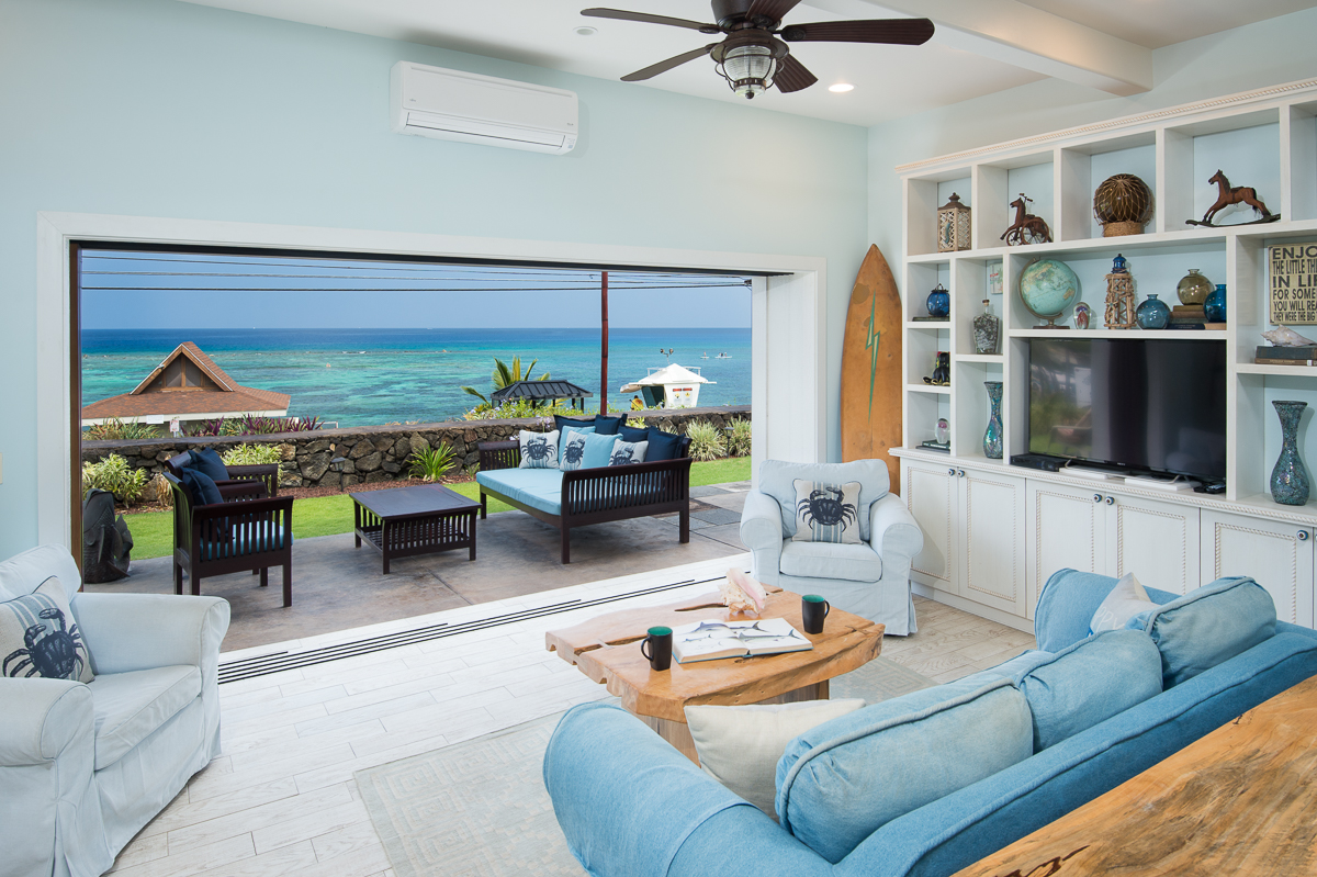 Kahaluu Beach House - Living Room.jpg