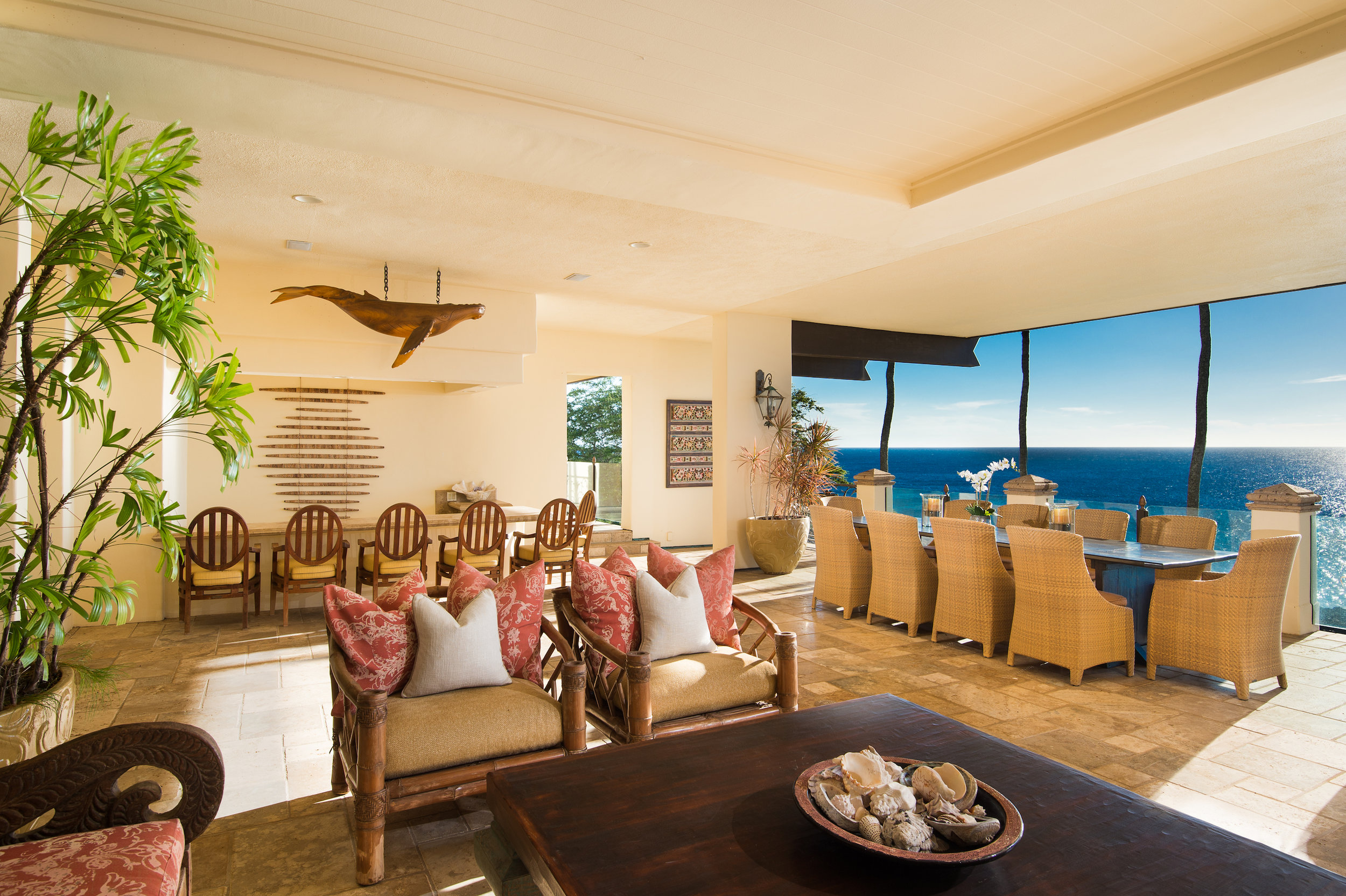 Puakea Bay Estate - Hawaii Luxury Real Estate Photography