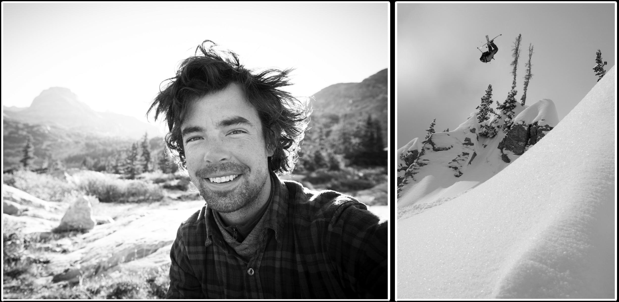 Self Portraits in Alta, Utah (Via: Vello Freewave Plus Wireless Remote)