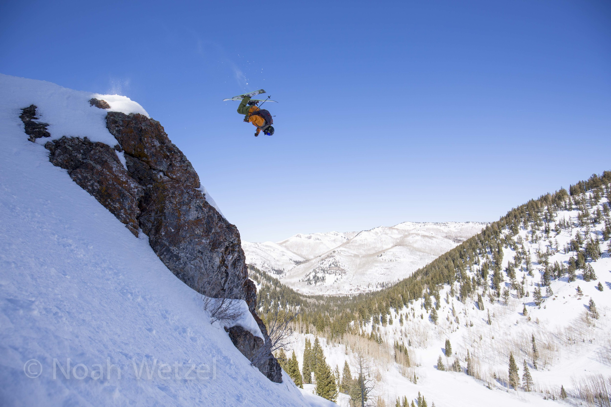 Willie Nelson airing out a backy on day 3 of the Ski City Shootout. Solitude Mountain Resort, Utah.