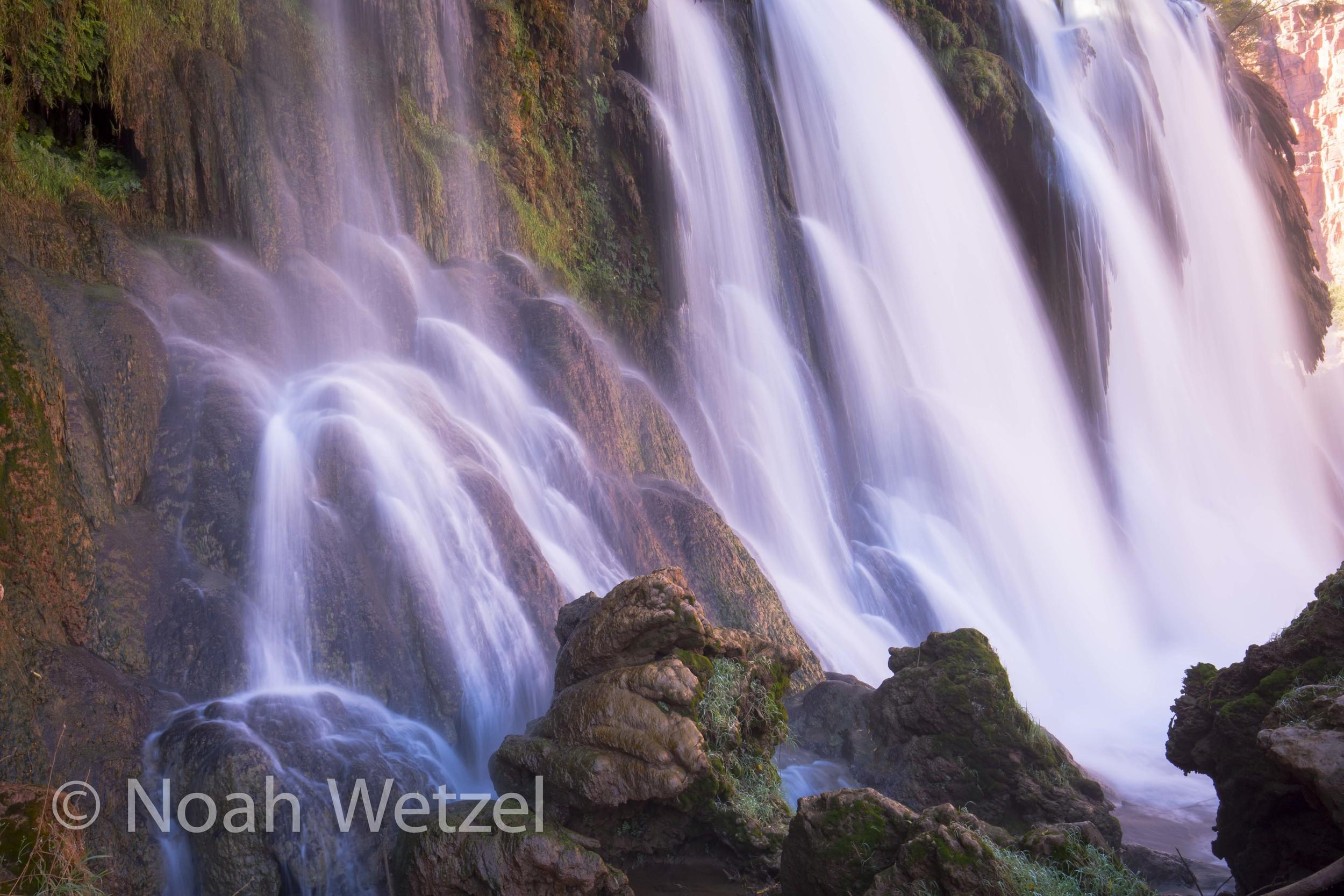 Hidden Falls, Supai, Arizona