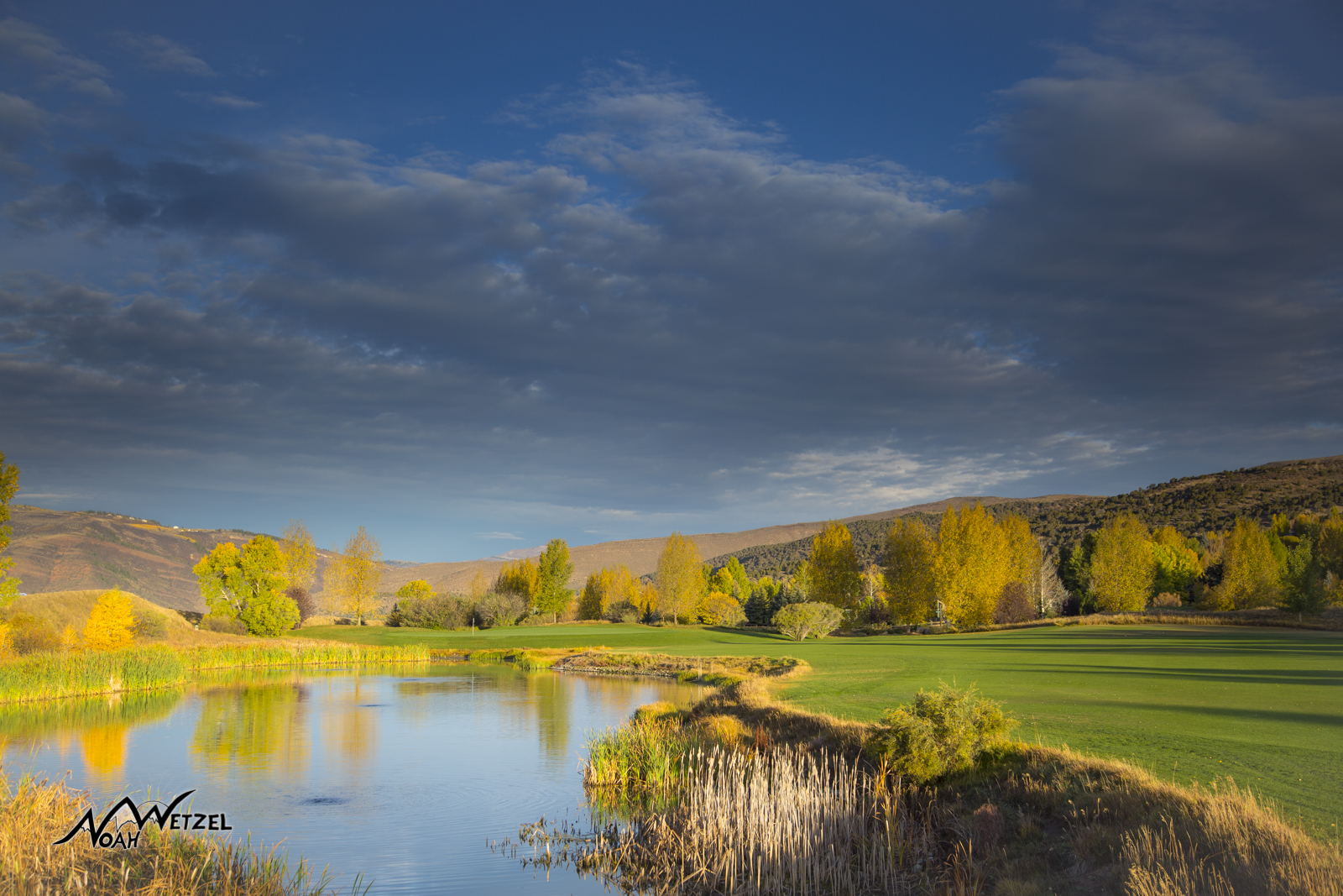 Hole 6. Sonnenalp Club. Vail Colorado