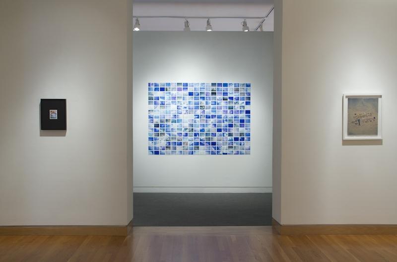 Blue , Installation at Stephen Wirtz Gallery, 2013