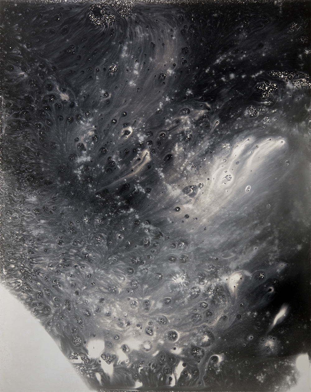 "Night floe , Gelatin silver print, 20x16"", 2016"