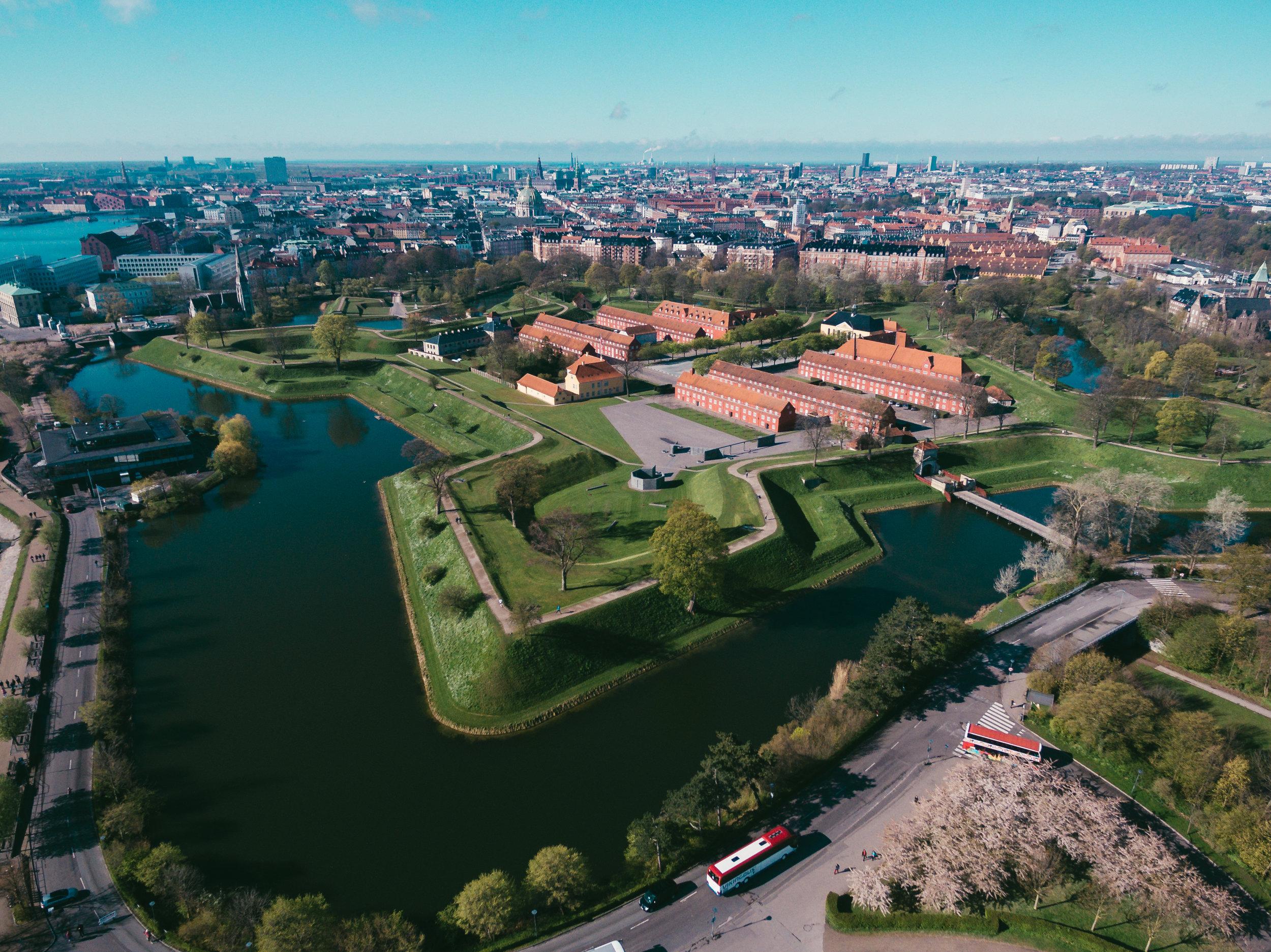 The Citadel of Copenhagen
