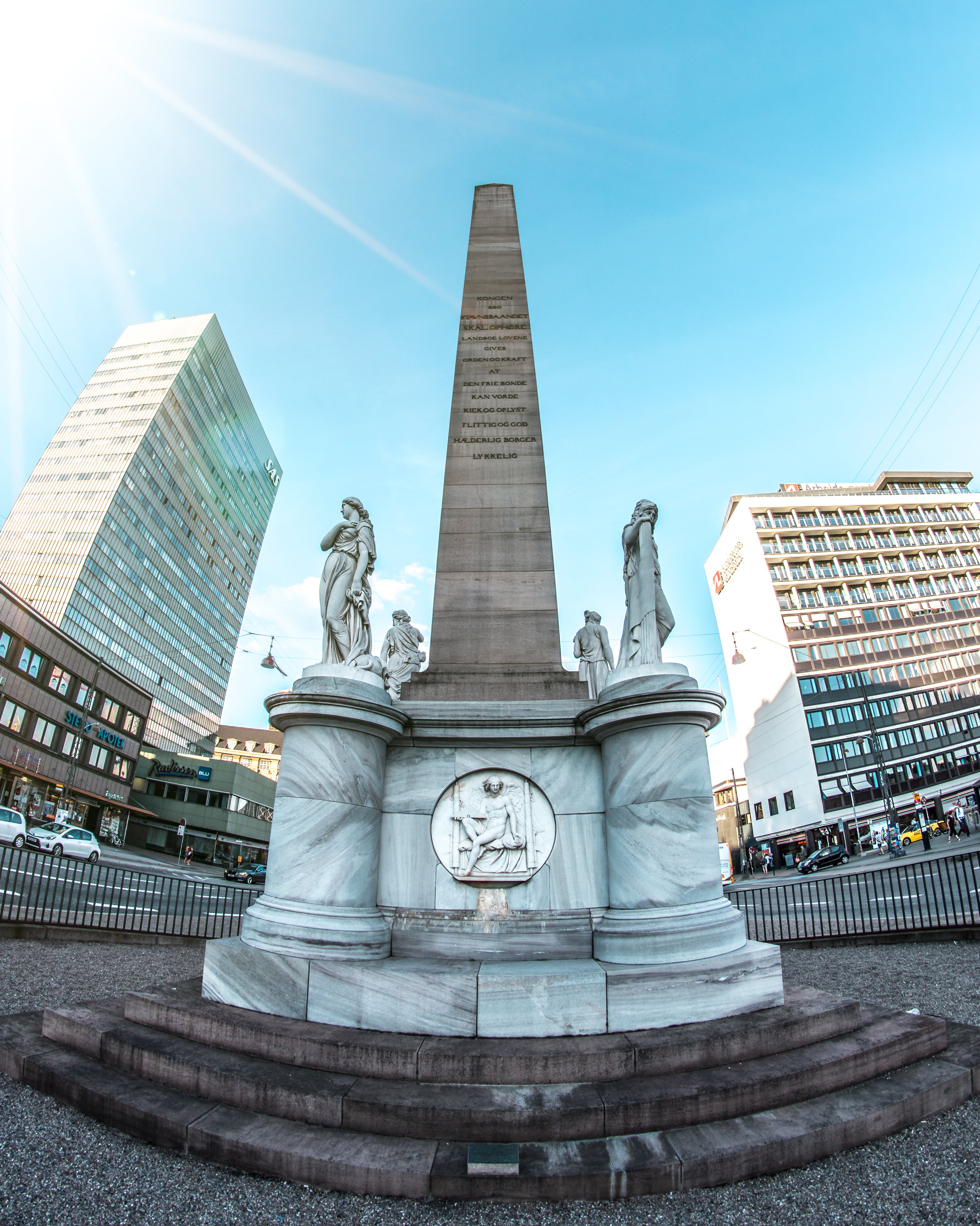 Liberty Column