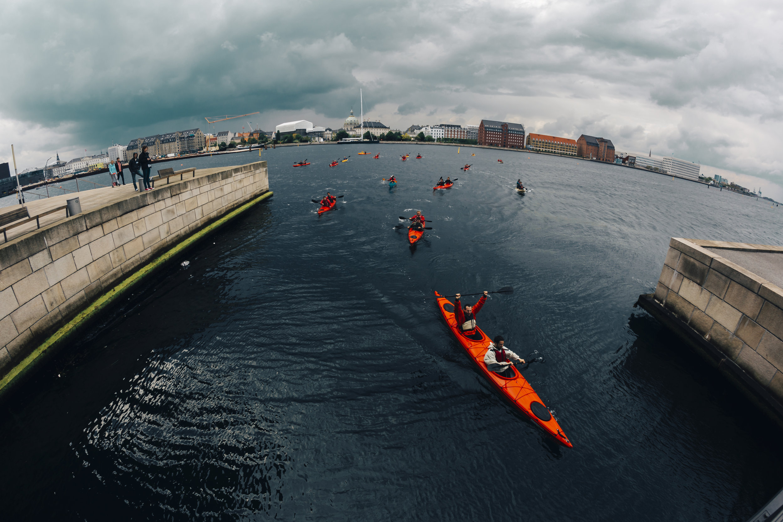 Harbor Kayaks