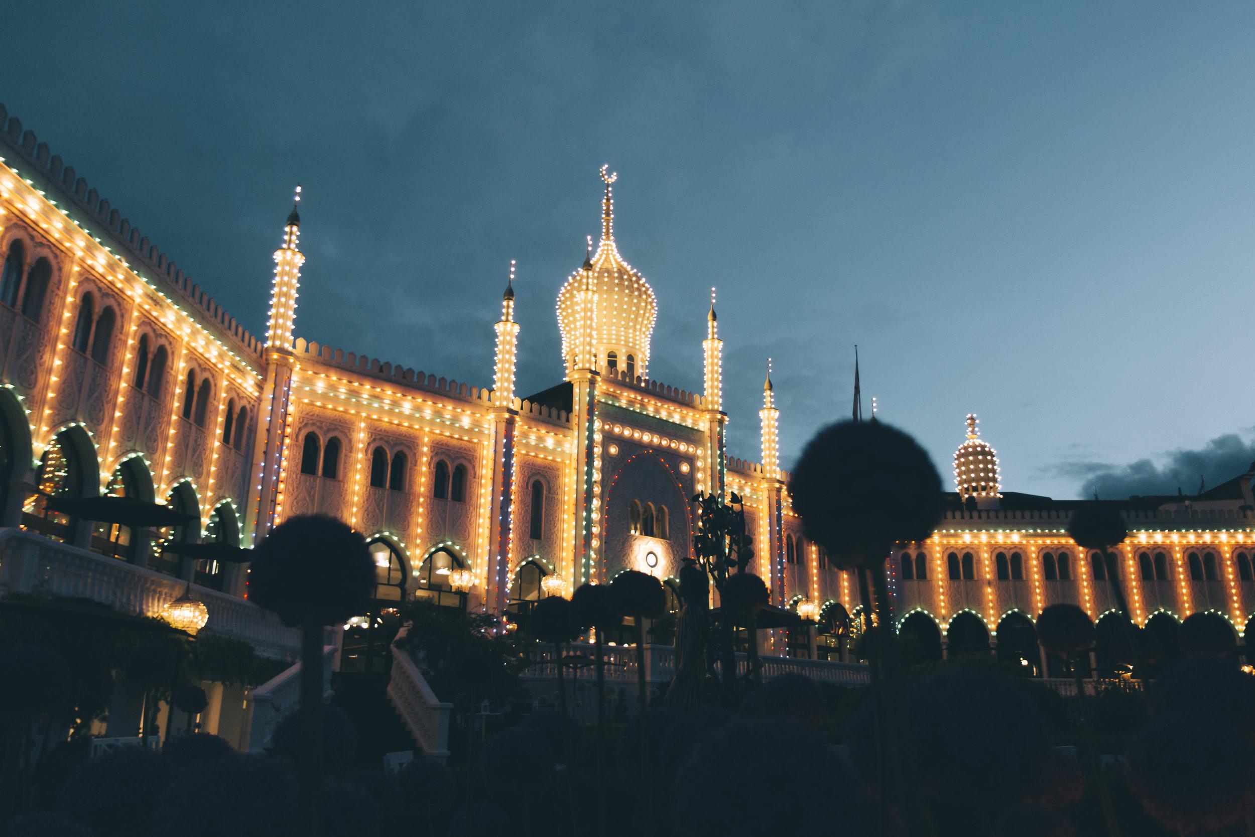 The Moorish Palace