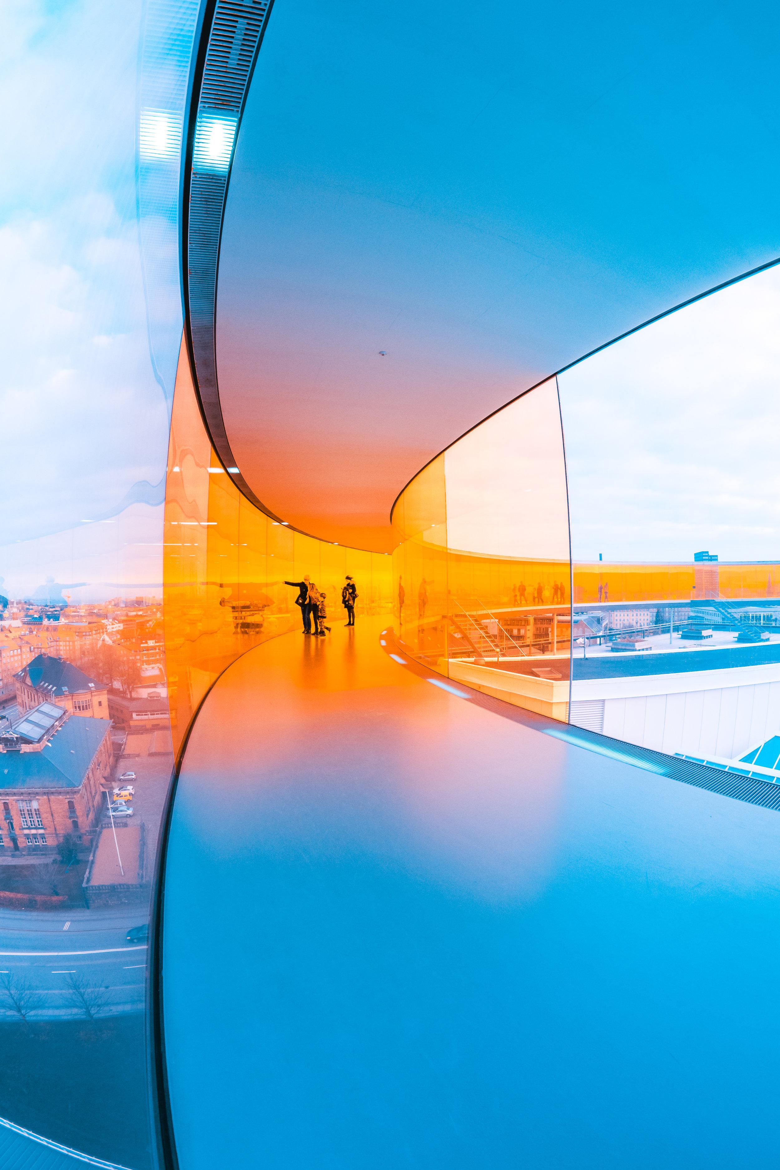 My Rainbow Panorama, Århus