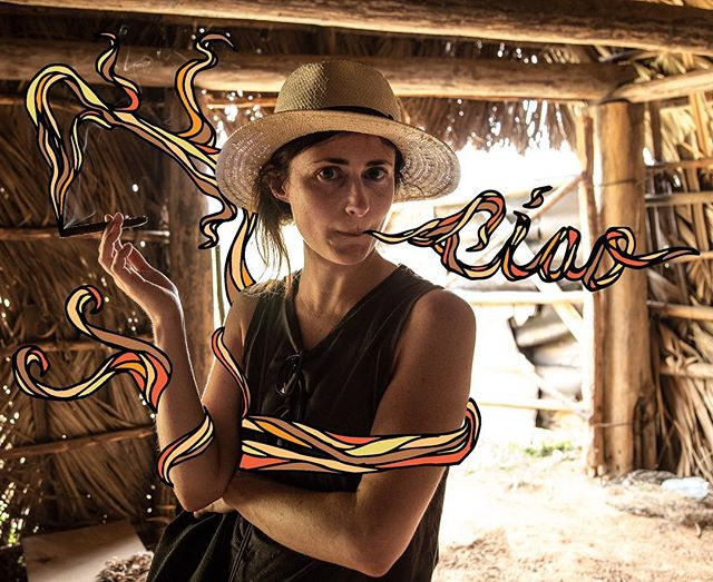 Ciao. . . . . . #cuba #ciao #photography #illustration