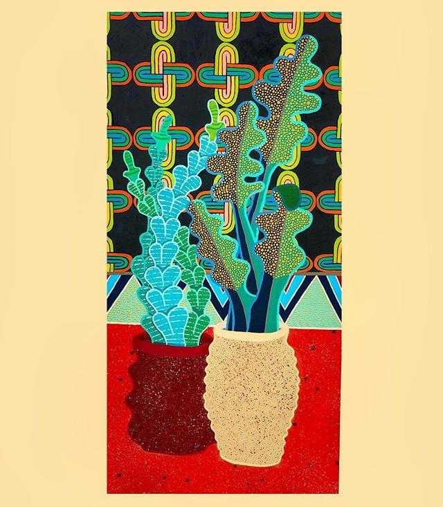 Plant lyfe . . . . #illustration #drawing #art #artist #illustrator #artoftheday #draw #sketch #sketchbook #instart  #instalike #instagood #instafollow #karlmaxx #follow #f4f #like4like #followers #abstract #abstractart #igers #graphic #penandink #seattleartist #pnwart #pnw #pattern