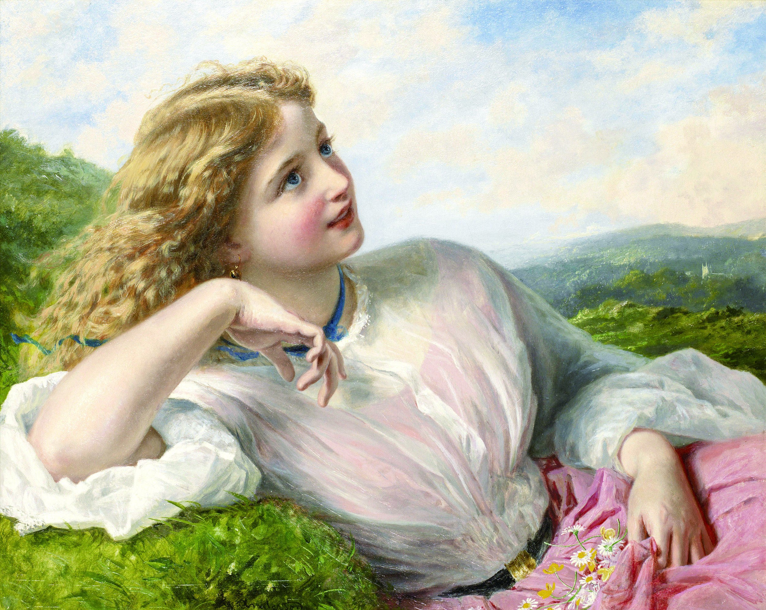 The song of the lark, 1903