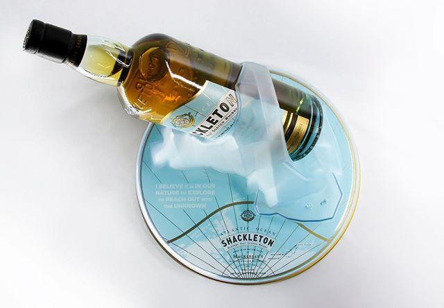 冰封展示系列   Frozen  Shackleton爵士在一百年前挑戰南極登峰的傳奇故事,雖然沒有成功卻因為將所有船員安全帶回家而成為佳話,百年之後爵士在南極留下被冰封的威士忌重見天日驚動酒界,讓投保超過8,000萬台幣的神之鼻Richard Paterson親自調製這款夏克頓南極冰封麥芽威士忌。HUEMON團隊被賦予重要的任務,希望能在台灣通路上大膽展現出此款酒背後的故事,這就是 - 冰封展示系列的設計來源,我們將酒瓶大膽的封存在一塊南極冰山上,展示出此酒款中擁有的『找尋未知的勇氣。』 Sir Ernest Shackleton is known as much for his camaraderie and leadership as he is for his adventurous spirit. Hundred year ago, he challenged to become the first man to set off traversing Antarctica for the first time. Although the mission was failed, he returned all of his men safely home. After a hundred year, Shackleton's whiskey cases was discovered frozen in the ice, world renowned Master Blender, Richard Paterson, carried out painstaking analysis to re-create this antique whisky, and used this as the foundation to create Shackleton – a modern Blended Malt with ice in its DNA.  HUEMON was assigned to develop a display which has to spread the story to Taiwanese Market. FROZEN is proudly designed to showcase the courage from the original story by sealing the bottle physically on the top of Antarctic iceberg. We believe people will bring their own adventurous spirit out after encountering Shackleton and enjoying this wonderful creation.  Design   @huemon_design #奇夢籽 - 完整作品介紹full project on our website👉👉👉 https://www.huemondesign.com/shackletonfrozen  夏克頓冰封威士忌哪裡買👉👉👉 http://shackleton-whisky.tw/distrbution.html  品牌台灣紛絲專頁 https://www.facebook.com/theshackletonwhisky/  #huemon #shackleton #displaydesign #productdesign #Antarctica #夏克頓 #南極 #industrialdesign #whiskey #blended #scotch #blendedmalt #Adventure #mountain #ADVENTUROUS #EXPLORER #LEADER #LEGEND #Nimrod #richardpaterson #display #威士忌 #蘇格蘭 #scotchwhisky #探險 #冒險 #adventuretime