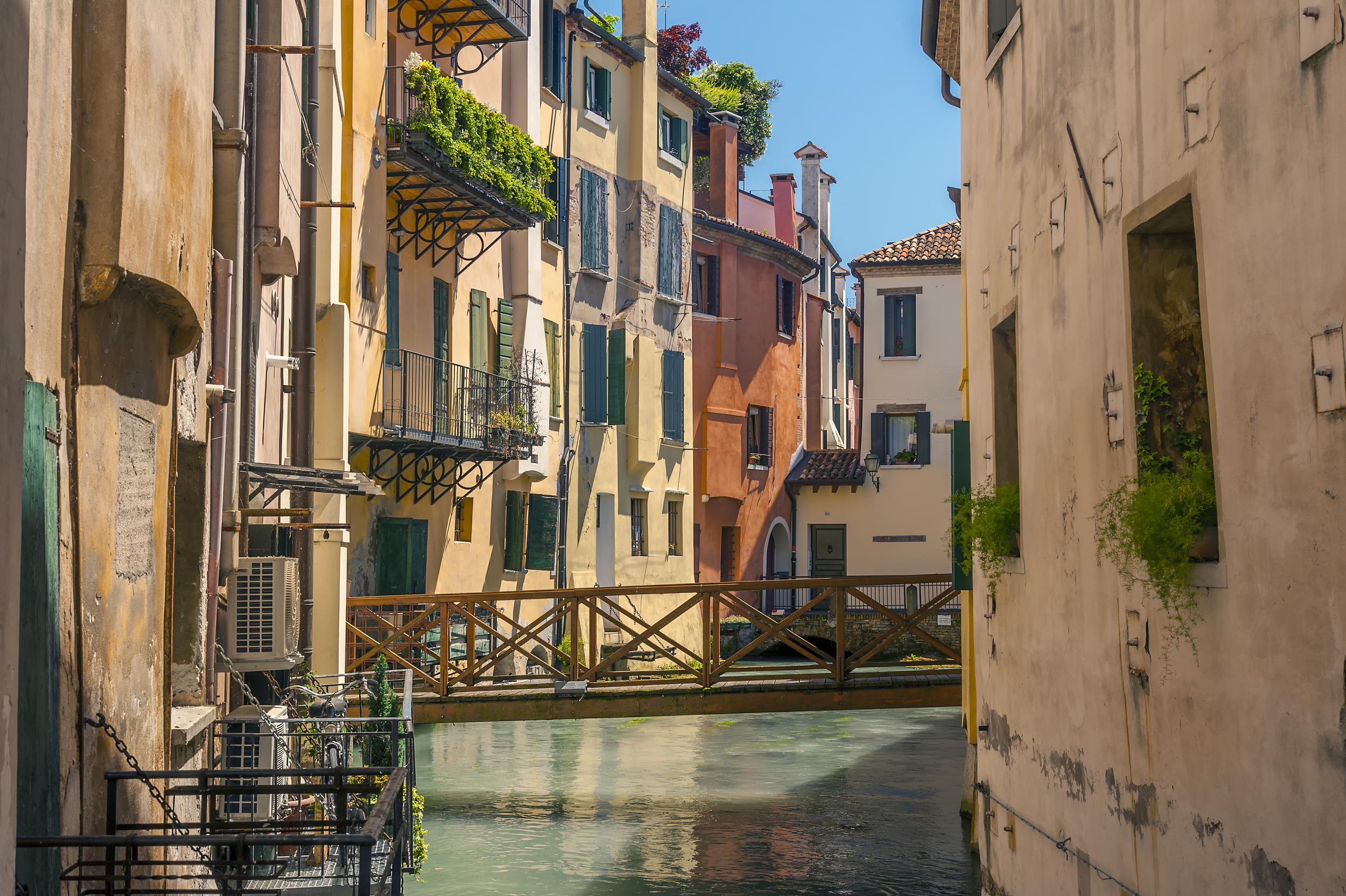 Walking around Treviso