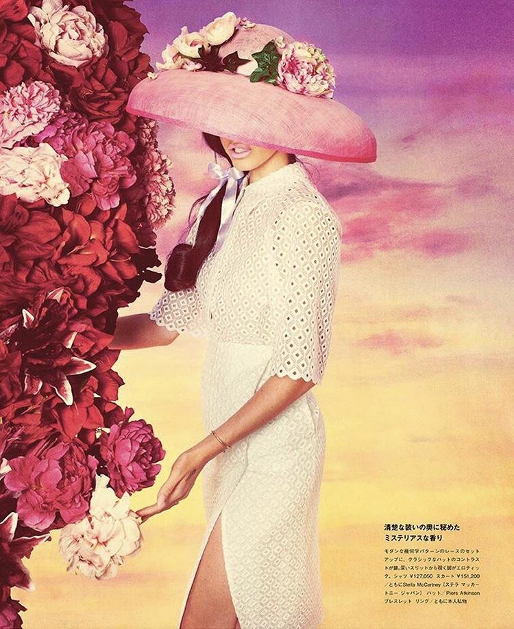 Numero Japan, Lana Del Ray.