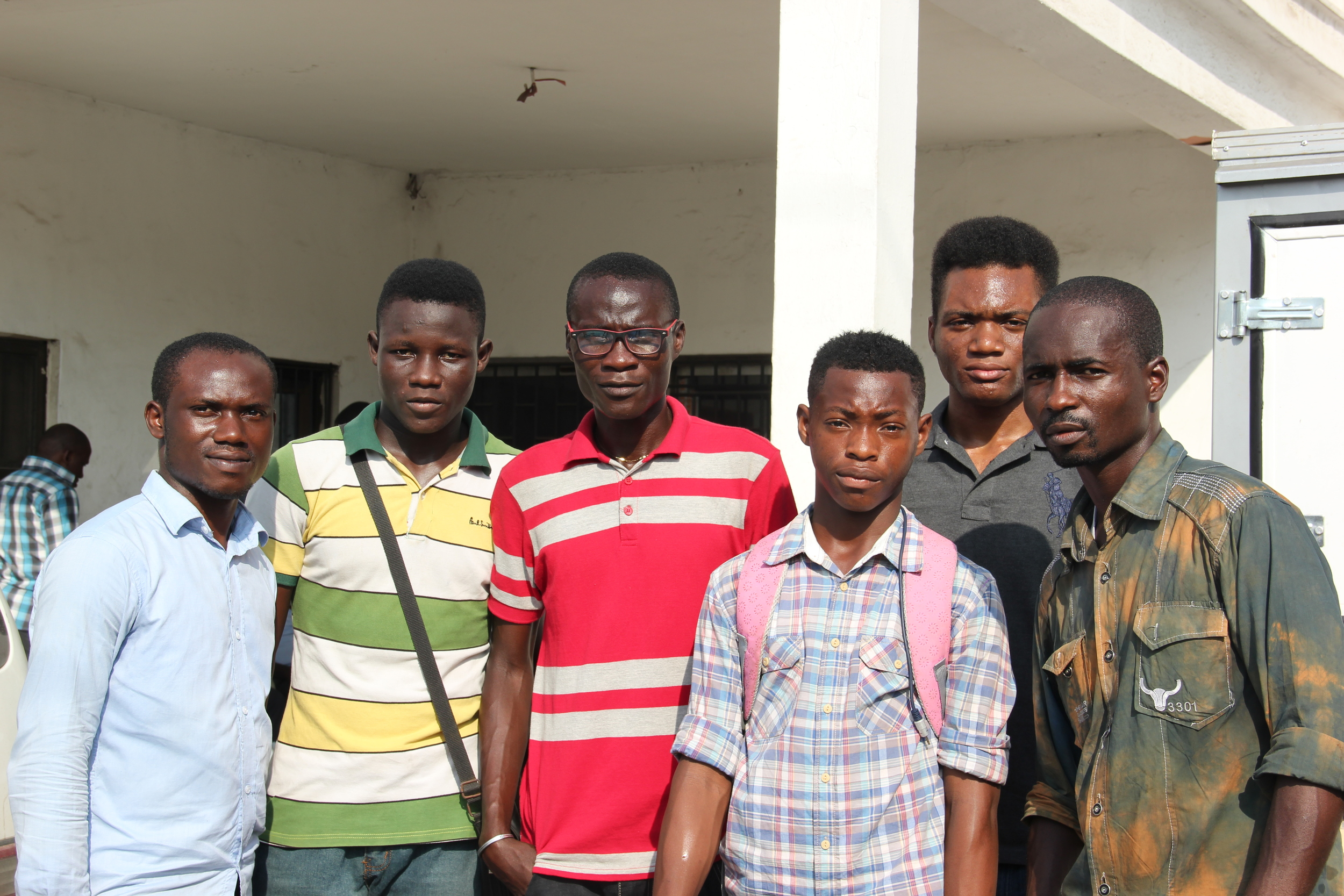 Group from Rhoda Youth Centre.JPG