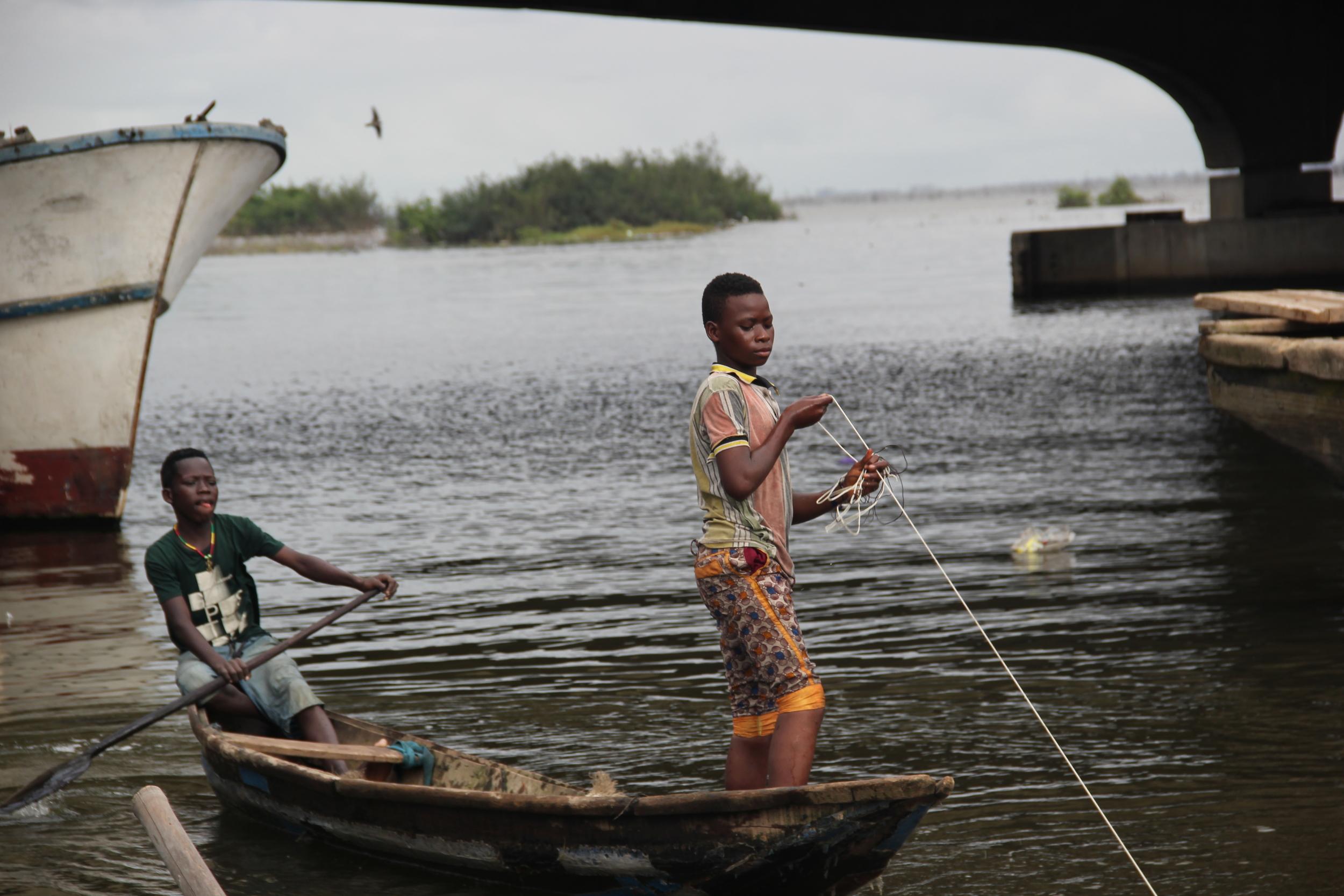 Fishing Boys - Image taken by Gbolahan Abolade.JPG