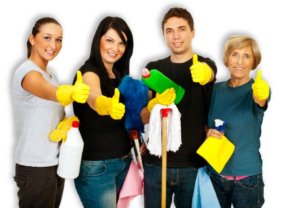 Tenancy cleaners