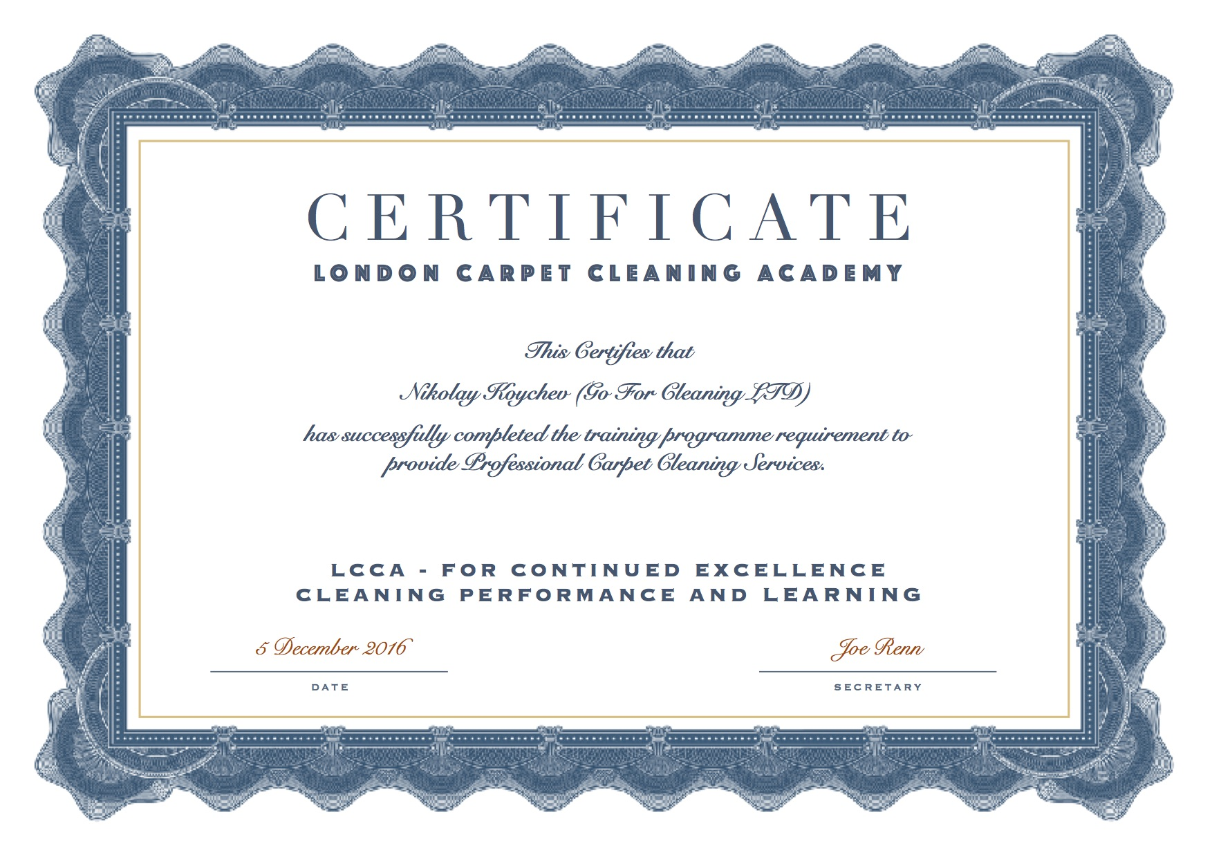 local carpet cleaners in Clapham, London