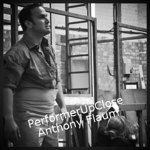 PerformerUpClose Anthony Flaum