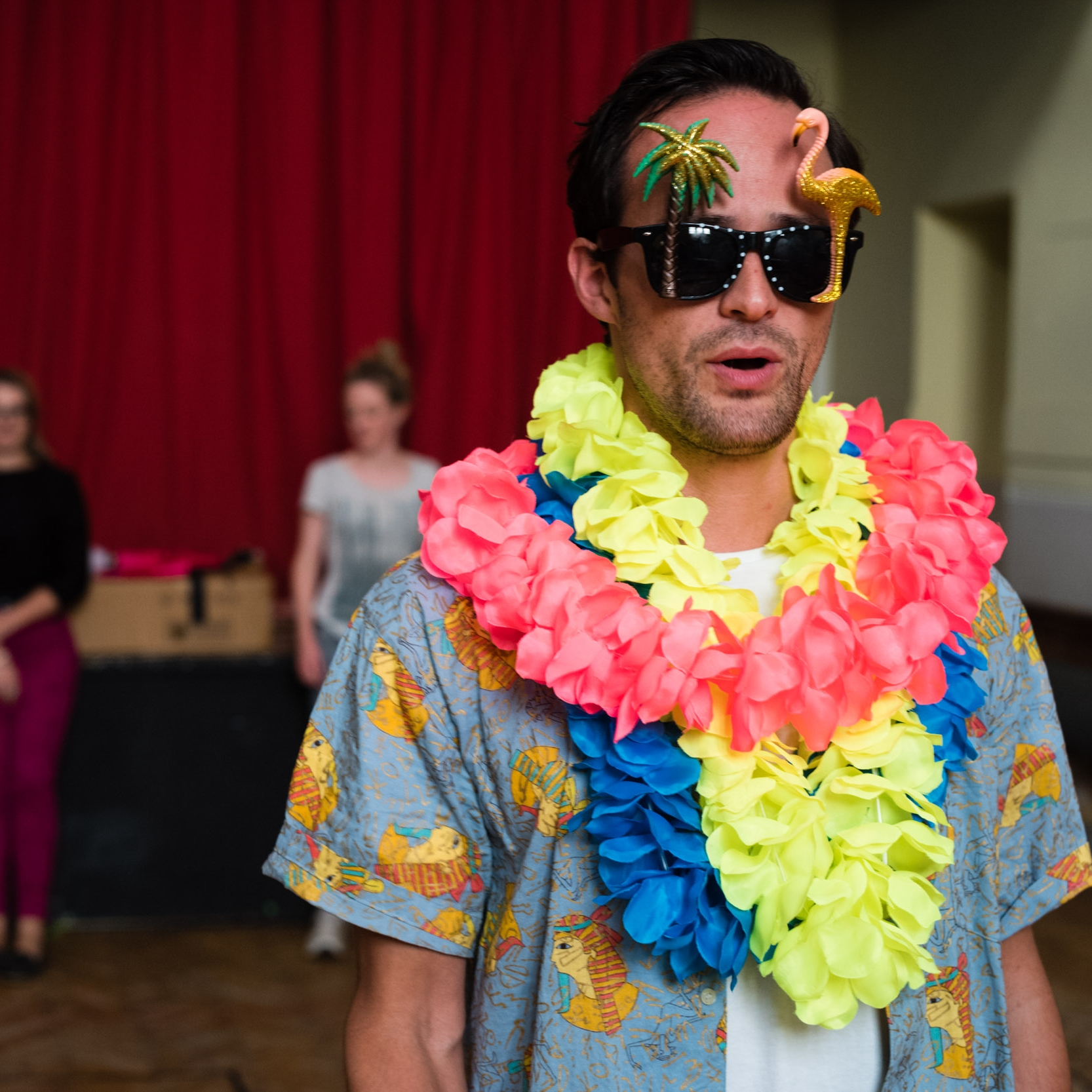 The Magic Flute - Rehearsal Images