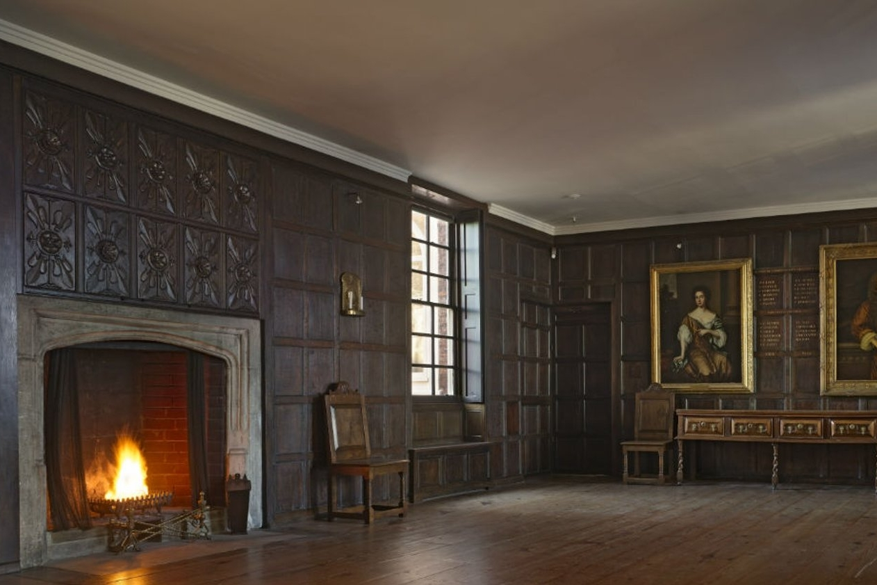 Great Chamber - Sutton House