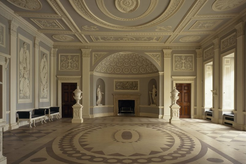 Entrance Hall - Osterley Park and House