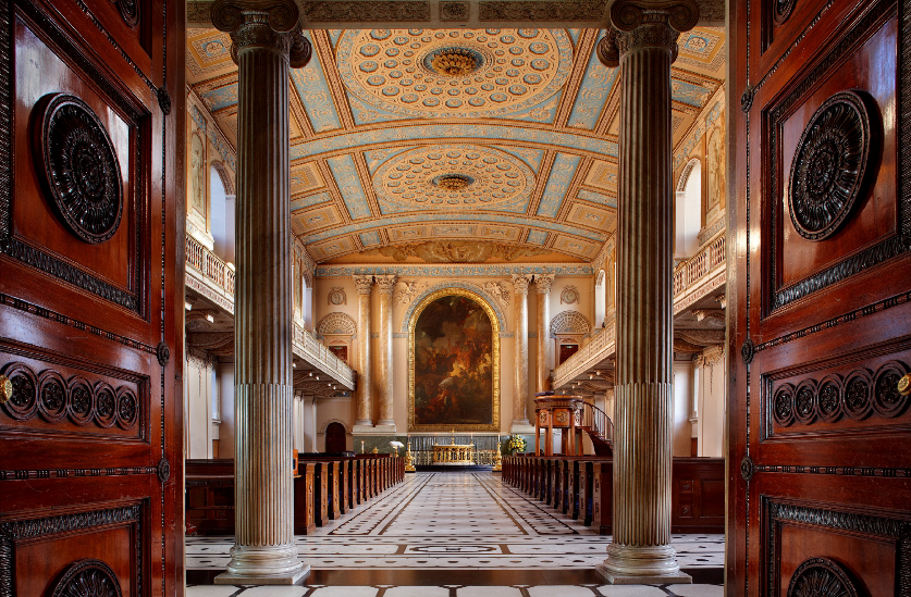 The Chapel - Old Royal Naval College