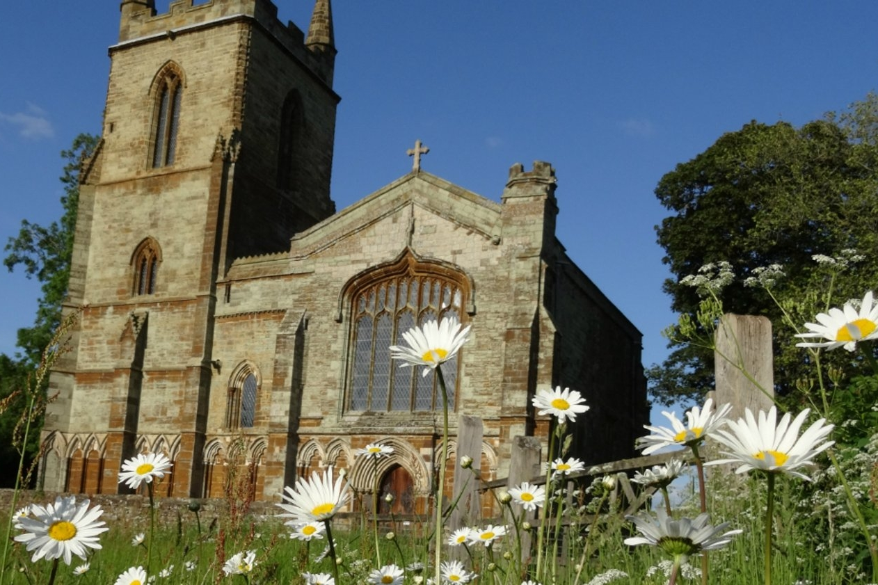 Priory Church - Canons Ashby