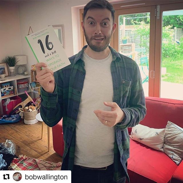 Our amazing youth pastor @bobwallington has written a flipping book!! We've no doubt it'll be one of the best books you'll ever read... You can pre-order it on Amazon now or its out on June 20th 🙌